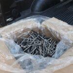 Duplex Steel Nails 30D (Pack of 1100)